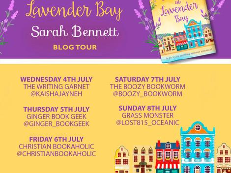 Summer at Lavender Bay Blog Tour