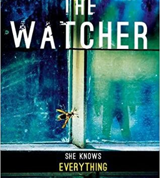 The Watcher- Blog Tour