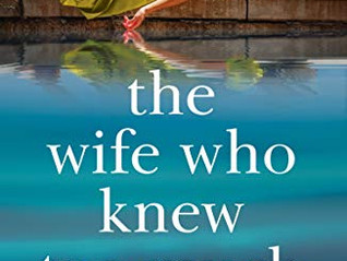 The wife who knew too much
