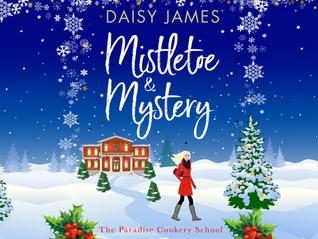 Mistletoe & Mystery Blog Tour