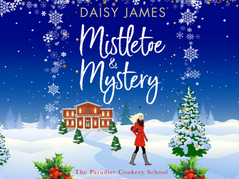 Mistletoe & Mystery Blog Tour