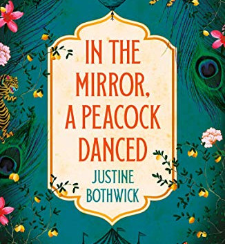 In the Mirror, a Peacock Danced by Justine Bothwick
