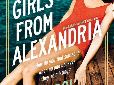 The Girls from Alexandria by Carol Cooper