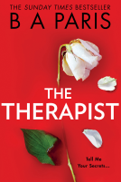 The Therapist by BA Paris