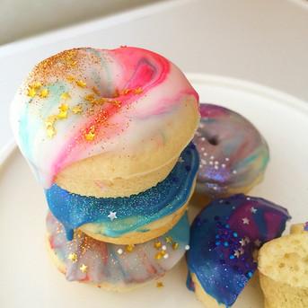 Galaxy Doughnut Minis