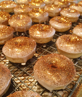 Glitter Doughnut Minis