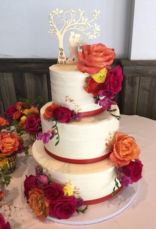 Kumar Wedding Cake