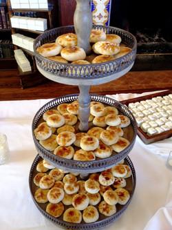 Mini Creme Brule Cookies