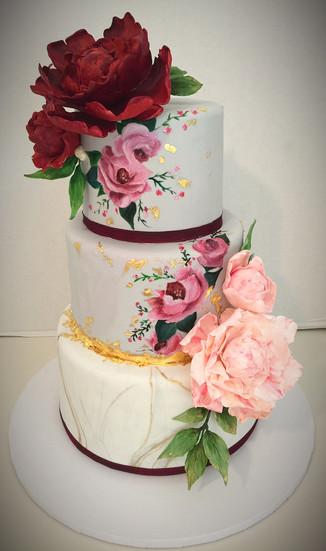 Barron Wedding Cake