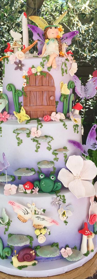 Fairyland Cake