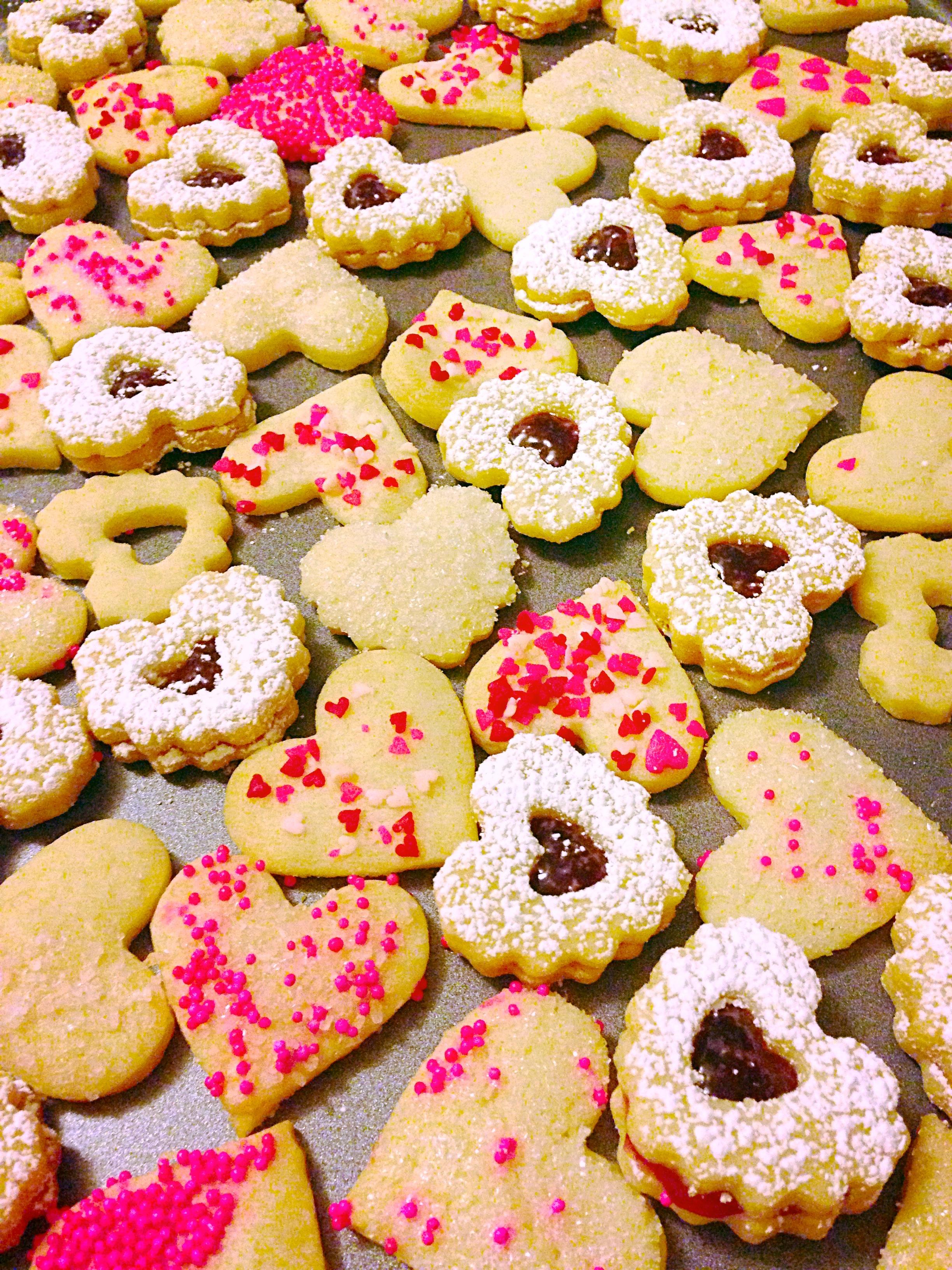 Tiny Tea Cookies