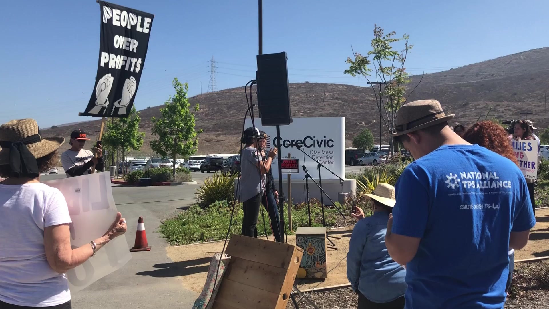 Otay Mesa Immigration Detention Center