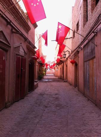 Kashgar Old Town, 2017