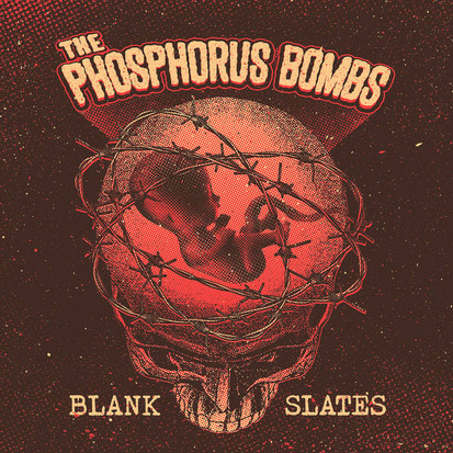 The Phosphorus Bombs // Blank Slates [EP Review]
