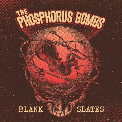 The Phosphorus Bombs // Blank Slates [EP Review]