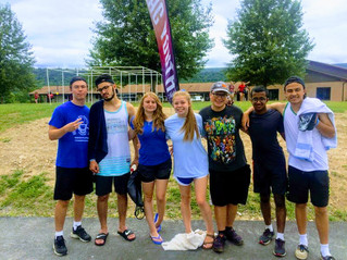 2019-06-21 Youth Return From Week-long Camp