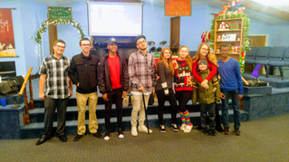 2018-12-02 CAOG Youth Christmas Play - Video