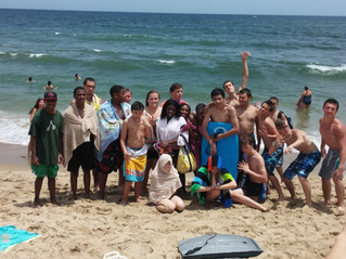 2015-07-06 Churchland and Bethel Assembly of God Youth Beach Day - click until you see all photos