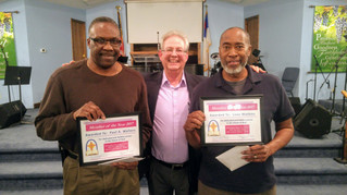 2018-02-07 Churchland Assembly of God Members of the Year for 2017