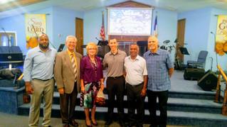 CAOG Celebrates Pastor Appreciation Day 2018