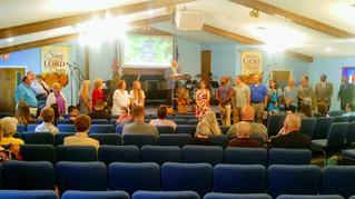 CAOG Honors Christian Education Teachers