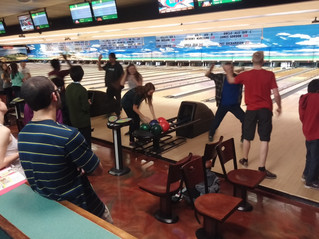 2015-09-15 Churchland Assembly of God Youth have a blast at all-night bowling