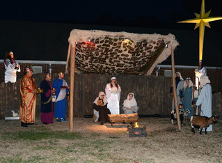Merry Christmas Season -  From Churchland Assembly of God