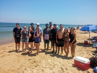 2016-07-08 Churchland Assembly Youth Beach Day