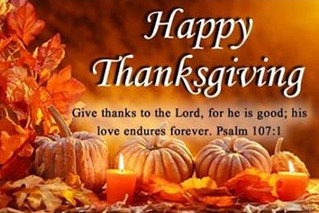 2016-11-24 Happy Thanksgiving from Churchland Assembly of God
