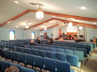 2015-03-22 Newly Renovated Churchland Assembly of God