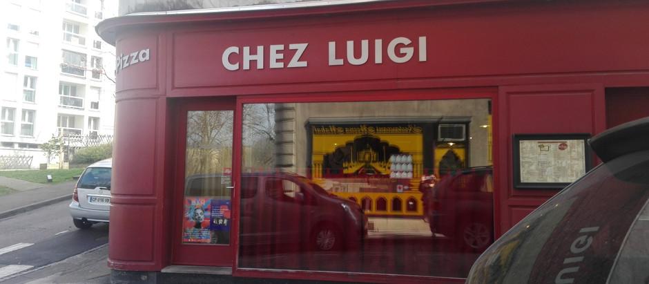 Chez Luigi in Metz, France
