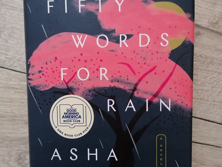 Book Review + Questions: Fifty Words for Rain by Asha Lemmie