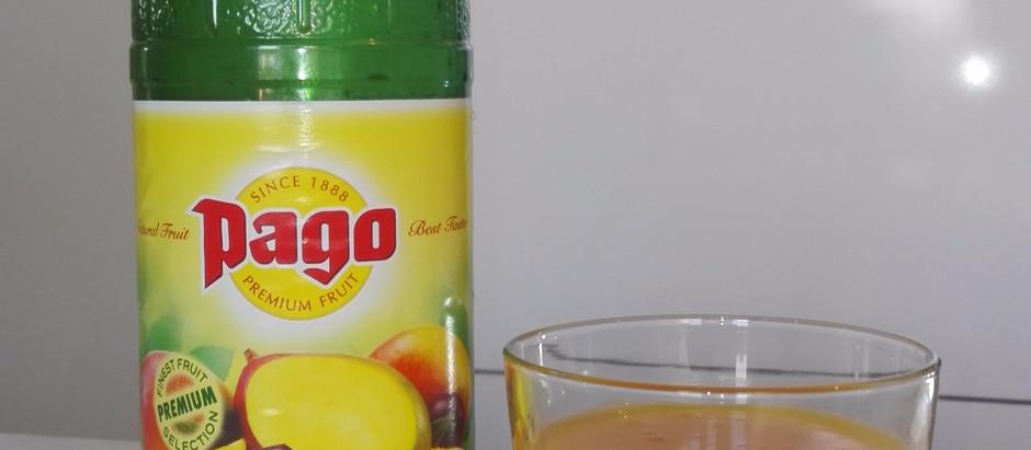 Pago Premium Fruit Juice - Mango