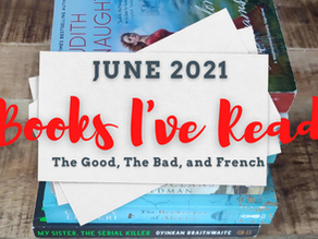 Books I've Read | The Good, the Bad, and French