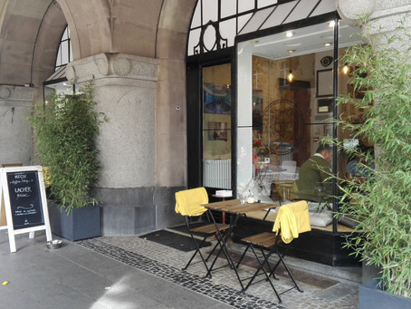 Fox Coffee in Metz, France