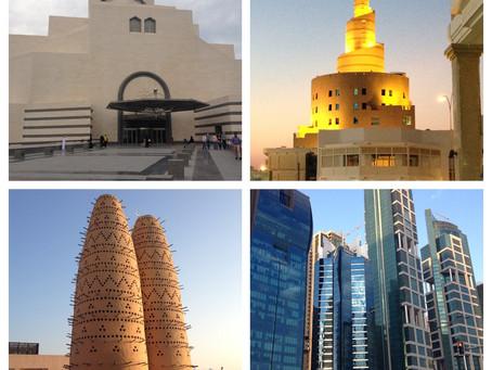 Doha, Qatar - Sights and Landmarks (Qatar 2016 Series #4)