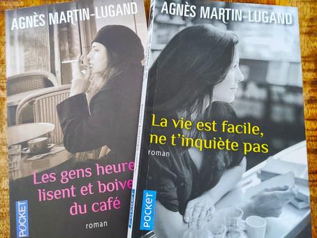 Book: La Vie est Facile, Ne T'inquiete Pas by Agnes Martin-Lugand
