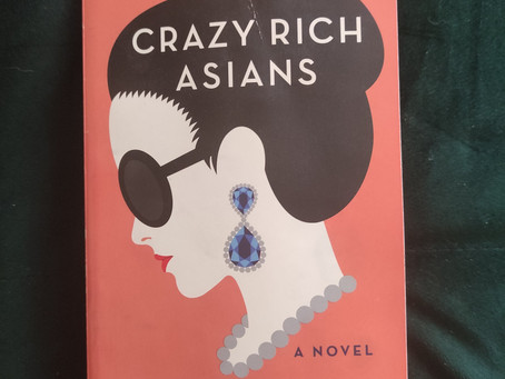 Book Review + Questions: Crazy Rich Asians by Kevin Kwan