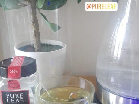 Pure Leaf Bio: Thé Vert Menthe Fraise