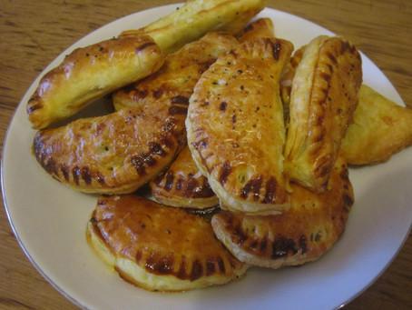 Hosting at Home #2 - Filipino Empanadas
