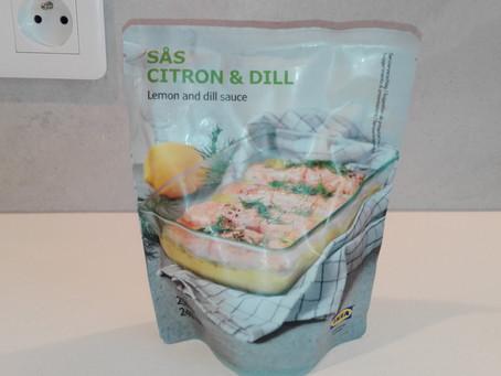 Ikea's SAS Citron and Dill