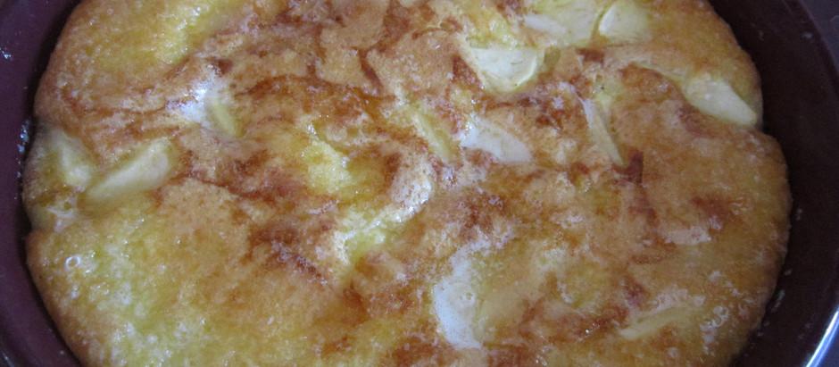 Gateau aux Pommes / French Apple Cake
