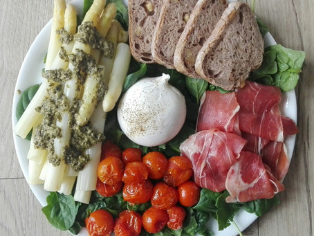 Italy in my Plate