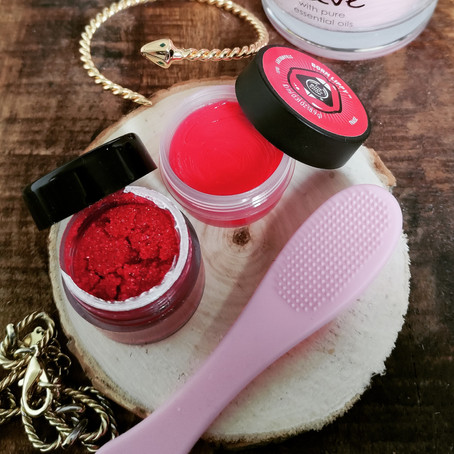 Lip Care Routine - for soft lips!