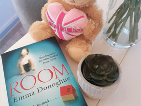 Book Review + Questions: Room by Emma Donoghue