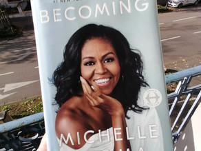 Book Review + Questions: Becoming by Michelle Obama