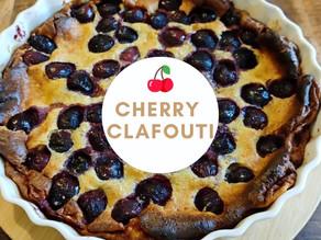 Cherry Clafouti | Clafoutis aux Cerises | French Recipe