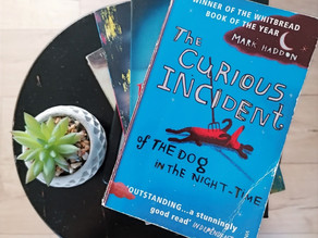 Book Review + Questions: The Curious Incident of the Dog in the Night-Time by Mark Haddon