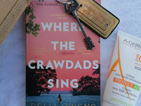 Book Review + Questions: Where the Crawdad Sing by Delia Owens