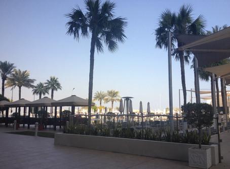 Doha, Qatar - Doha Marriott Hotel and Marriott Marquis City Center (Qatar 2016 Series #7)